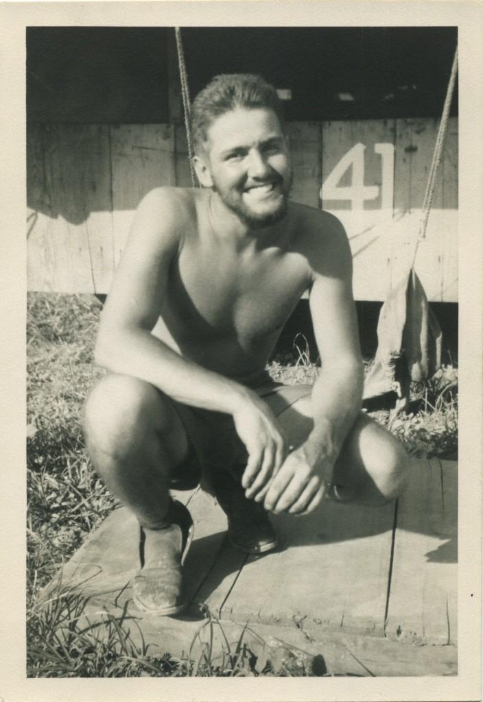 Frank WWII